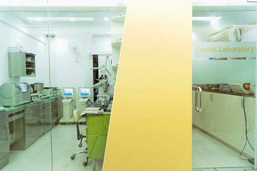 Dental laboratory Manila
